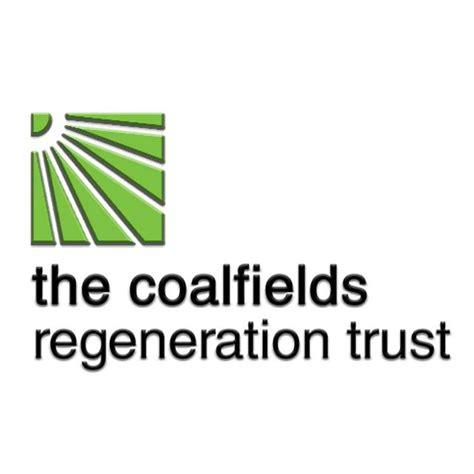 Coalfields Regneration Trust logo.