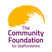 Community Foundation for Staffordshire Logo.