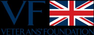 Veterans' Foundation logo.