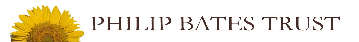 Logo of the Philp Bates Trust.